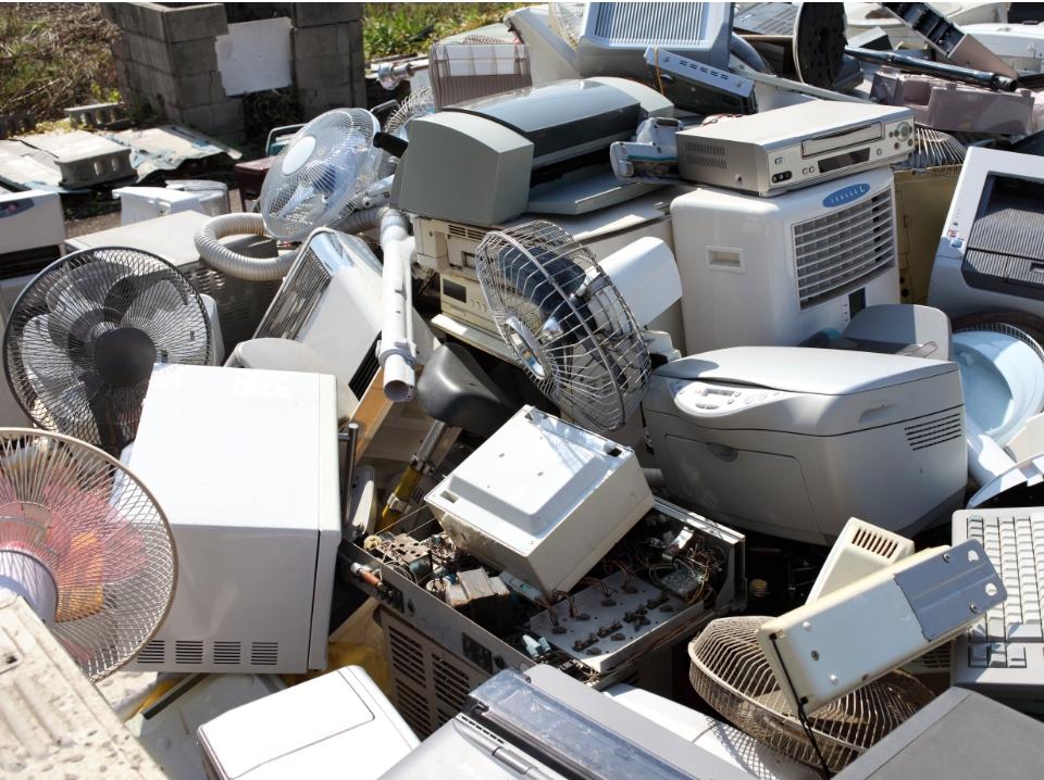 工場・施設の不用品回収